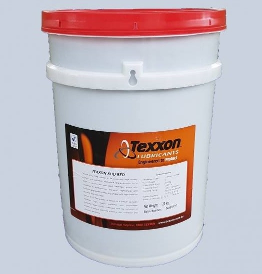 Texxon Easy Pump Red Grease 20kg