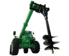 Augers and Attachments
